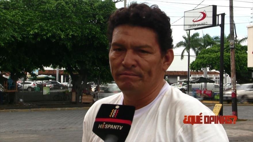 ¿Qué opinas?: Nicaragua en crisis