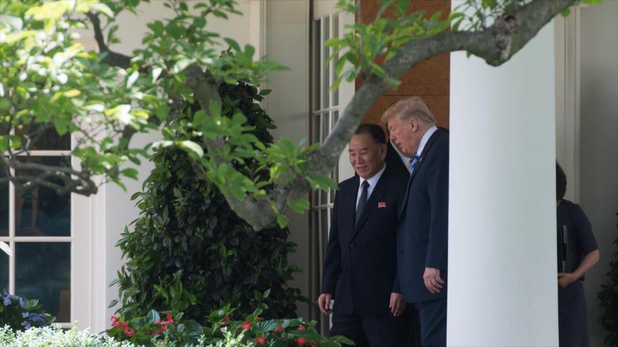 Kim invita a Trump a Pyongyang para una segunda cumbre bilateral