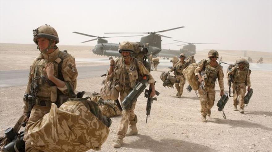 Rusia critica la misión 'no transparente' de OTAN en Afganistán