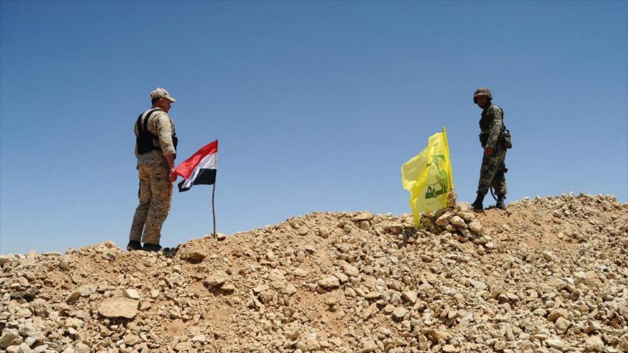 Rusia: Irán y Hezbolá se quedarán en Siria hasta el fin del terrorismo
