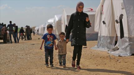 Siria: Actos coercitivos de Israel, razón de sufrimiento de sirios