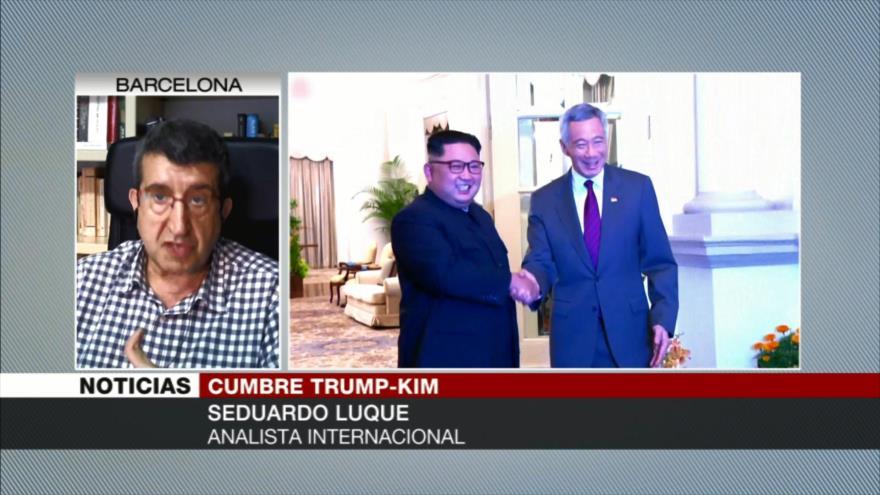 Eduardo Luque: EEUU encendió la chispa de tensión coreana