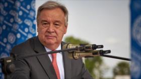 Jefe de ONU insta a Trump y Kim a no perder la oportunidad