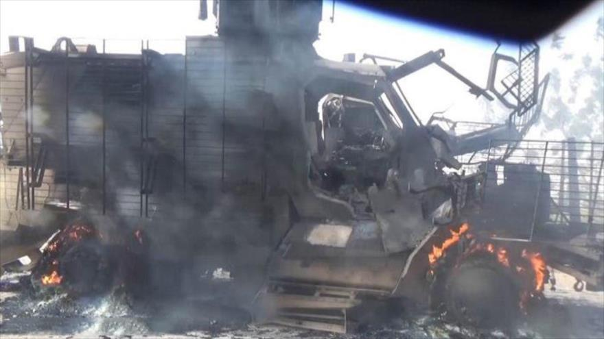 Vídeo: feroz ataque yemení a mercenarios saudíes en Al-Hudayda