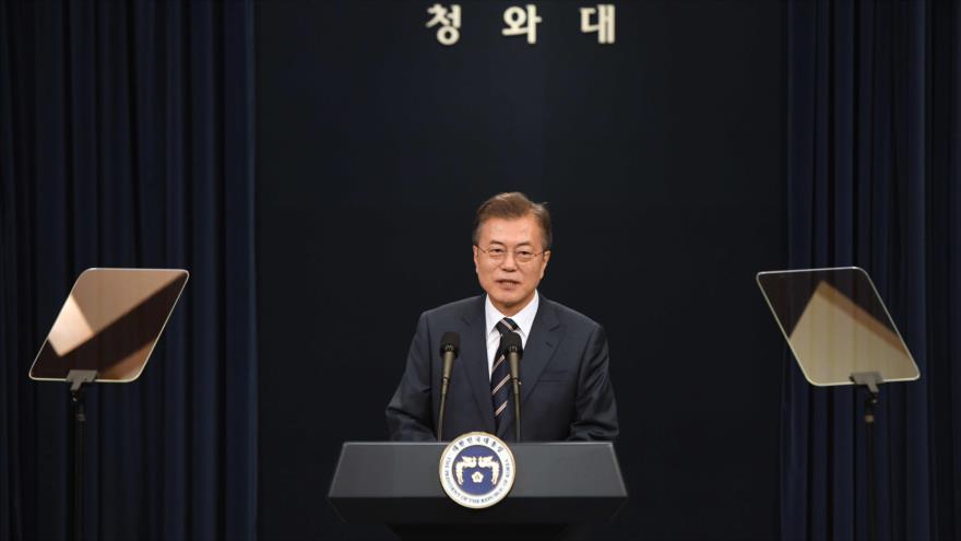 Moon Jae-in: Diálogos entre EEUU y Pyongyang podrían durar años