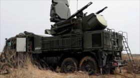 Siria refuerza con Pantsir-S1 su defensa aérea en altos del Golán