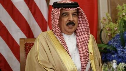 Rey bareiní prohíbe a la oposición presentarse a las elecciones