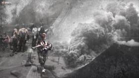Erupción del volcán de Fuego en Guatemala: ¿desastre natural?