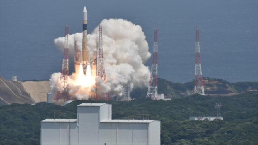 Japón lanza nuevo satélite espía para vigilar a Corea del Norte