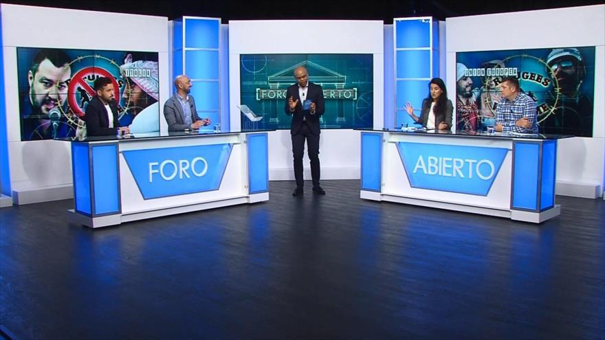 Foro Abierto; Italia: nuevo Gobierno y su veto migratorio