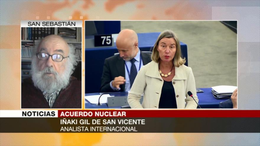 Iñaki Gil: A Irán no le conviene perder el tiempo con el pacto nuclear