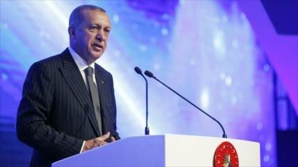 Erdogan afirma que los S-400 rusos se utilizarán de ser necesario