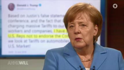 Las relaciones entre EEUU y Alemania en la cuerda floja