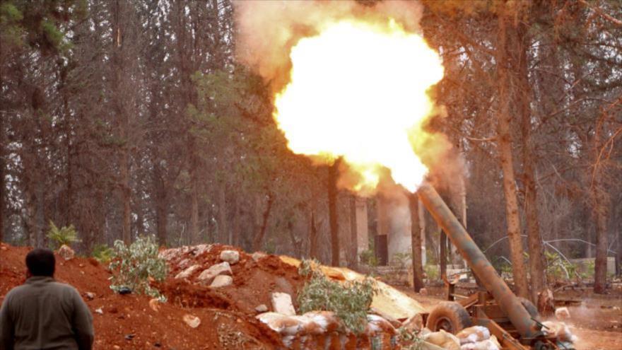 Terroristas atacan de nuevo zonas chiíes en provincia siria de Idlib