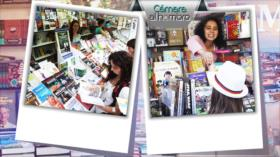 Cámara al Hombro: Madrid celebra su Feria del Libro anual
