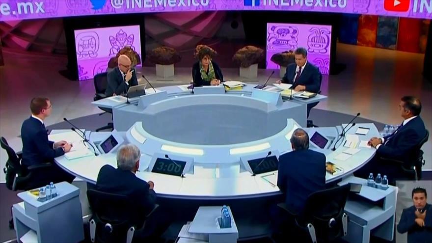 El tercer y último debate presidencial en México