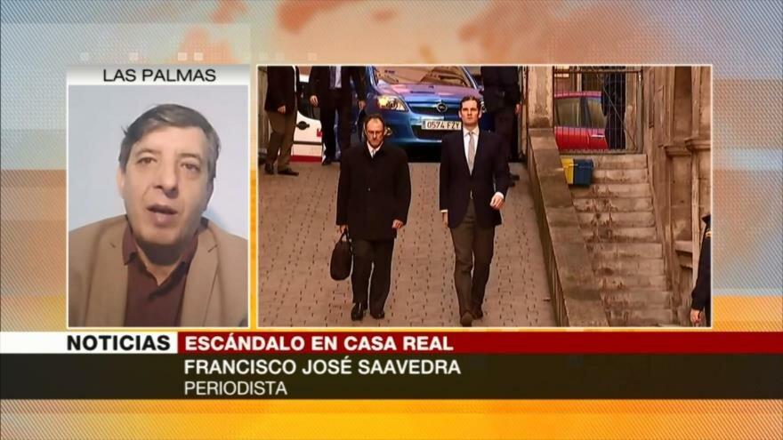 José Saavedra: La lucha contra la corrupción es lenta en España