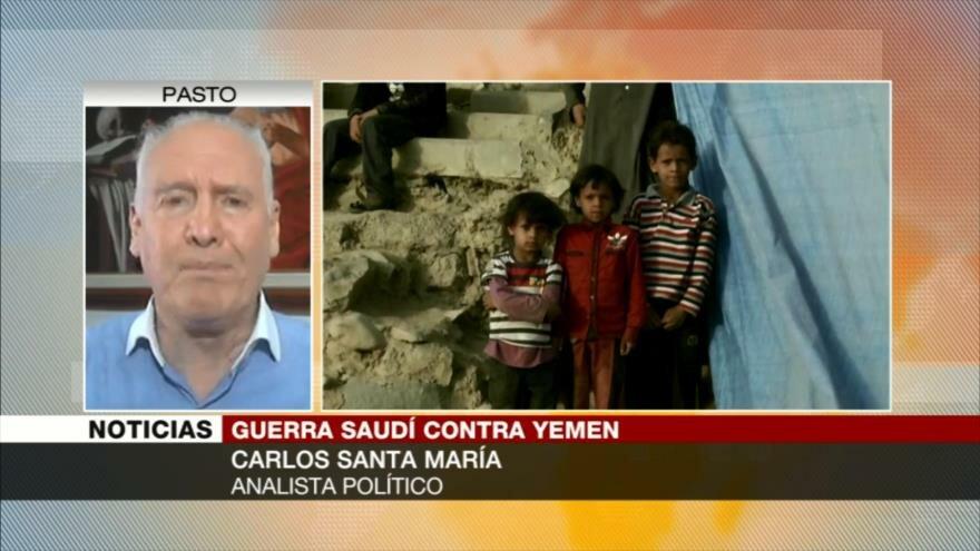 Santa María: Arabia Saudí busca destruir la humanidad en Yemen
