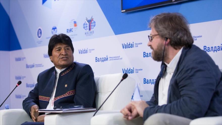 Morales: Ingreso de Colombia en OTAN es una agresión militar