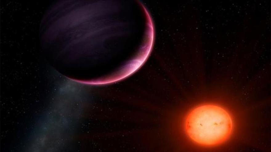 El planeta recién descubierto se conocerá como EPIC 211945201b o K2-236b.