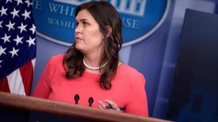 La portavoz de la Casa Blanca también planea renunciar a su cargo
