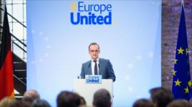 Alemania pide a Europa afrontar política 'EEUU Primero' de Trump