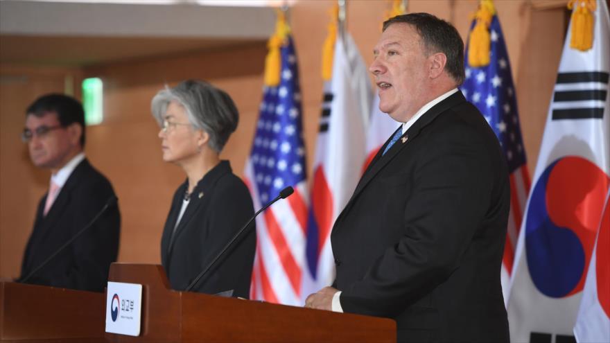 EEUU no levantará sanciones a Pyongyang hasta desnuclearización