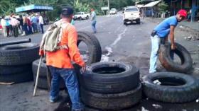 Gobierno de Nicaragua pide retirar los tranques para buscar paz
