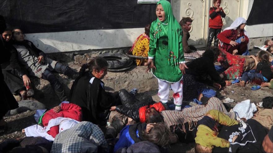 Fotos que sacuden al mundo: Chica afgana