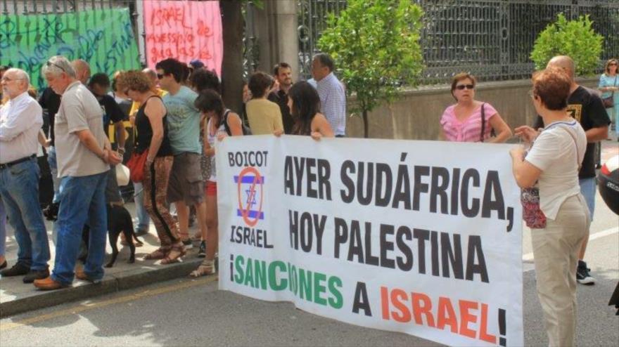 Ciudad española cancela invitación a grupo israelí en apoyo a BDS