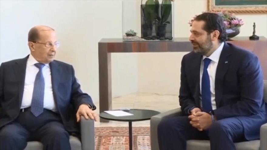 El Líbano continúa sin formar Gobierno | HISPANTV