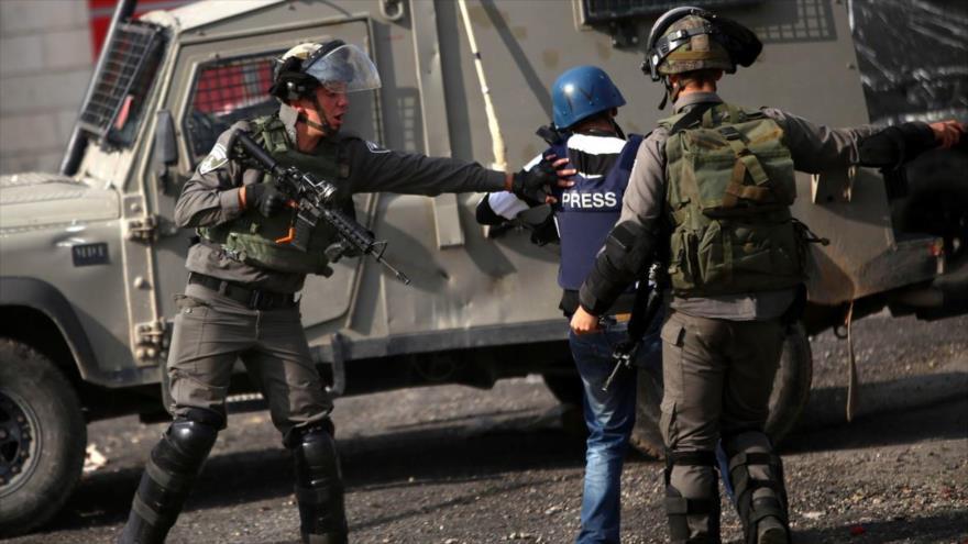 Israel pretende criminalizar el acto de filmar a sus soldados