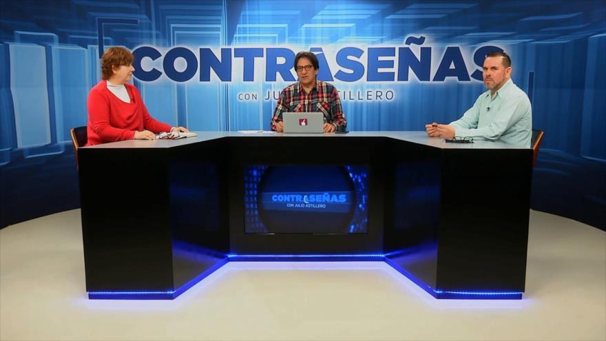 Contraseñas con Julio Astillero: Martha Anaya y Álvaro Delgado: Tercer debate presidencial