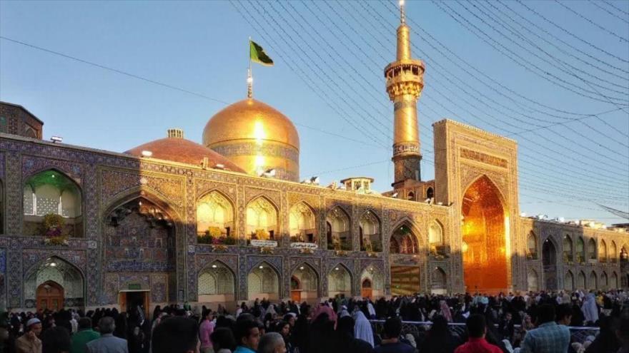 Irán celebra Eid al-Fitr tras el fin del sagrado mes de Ramadán