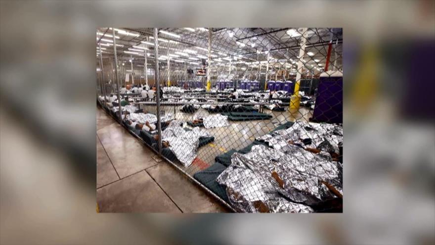 Trump, arquitecto de campos de concentración en EEUU