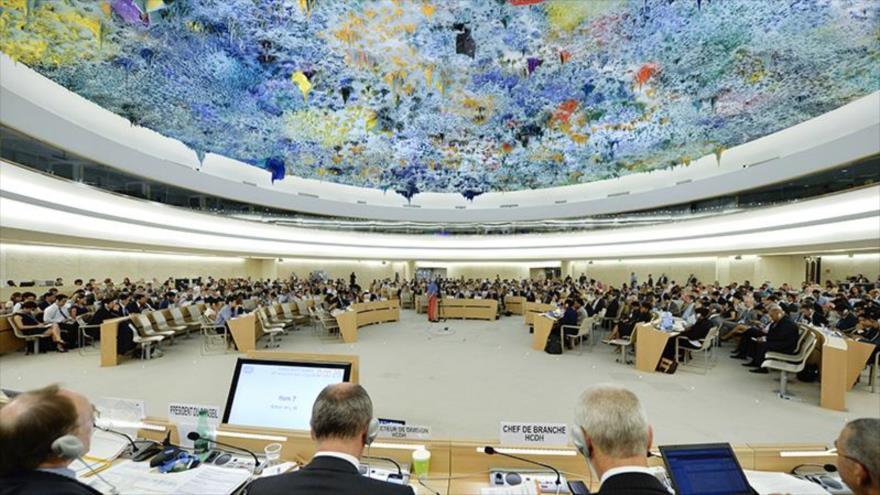 EEUU se retirará del CDHNU por condenar represión israelí a palestinos