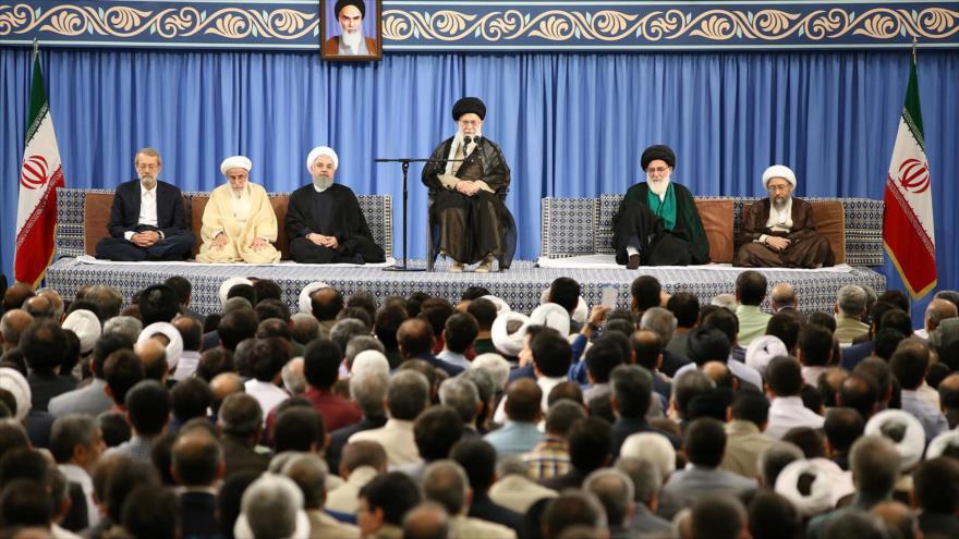 Líder de Irán: El régimen de Israel carece de legitimidad y no durará