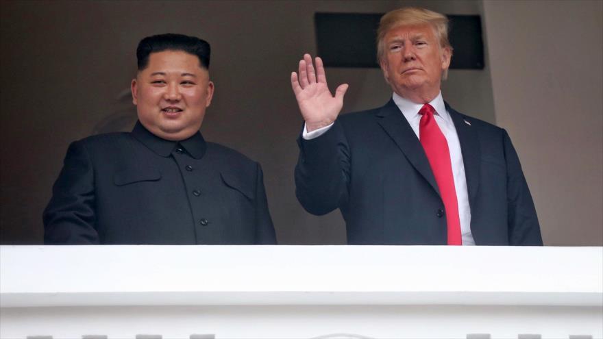 """Trump dice haber """"resuelto en gran parte"""" problemas con Pyongyang"""