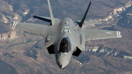 Congresistas de EEUU exigen bloqueo de venta de F-35 a Turquía