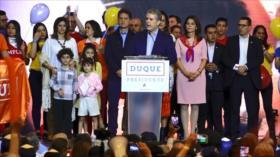 Colombianos están a la expectativa por el nuevo presidente