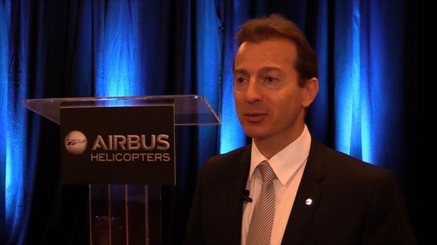 Airbus ve poco probable entregar 97 aviones a Irán por embargos de EEUU