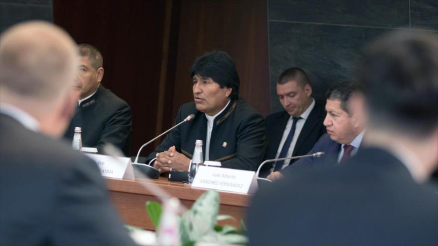 Morales llama a Chile a la vía diplomática por demanda sobre Silala | HISPANTV