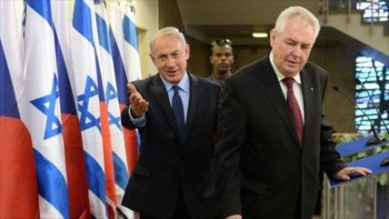 Netanyahu ofrece su casa a R. Checa para su embajada en Al-Quds