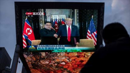 Sondeo: Cumbre entre Trump y Kim busca desnuclearización de Corea