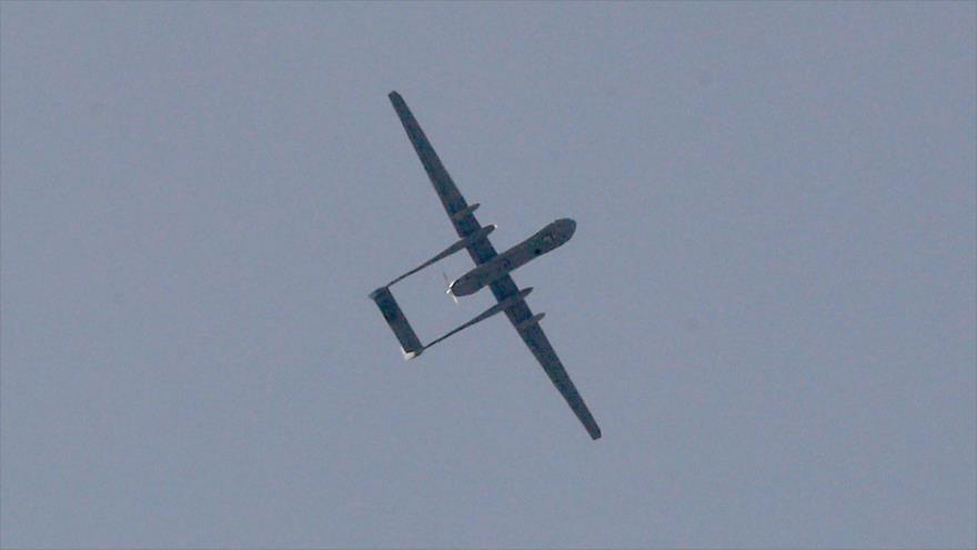 Ataque de dron israelí a Gaza deja dos palestinos heridos