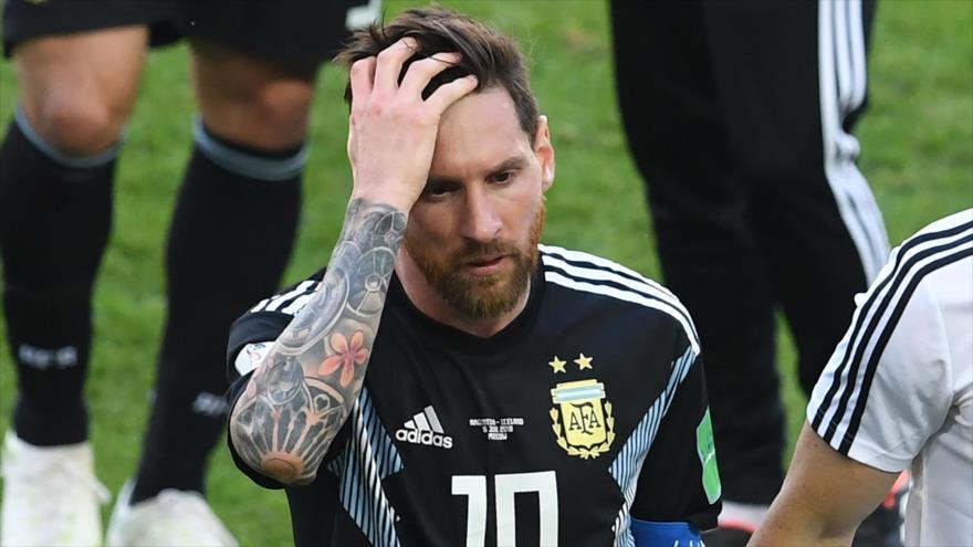 Israel aprovecha fallo de Messi en Mundial para criticar a Argentina