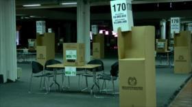 Colombia, lista para celebrar segunda vuelta de presidenciales