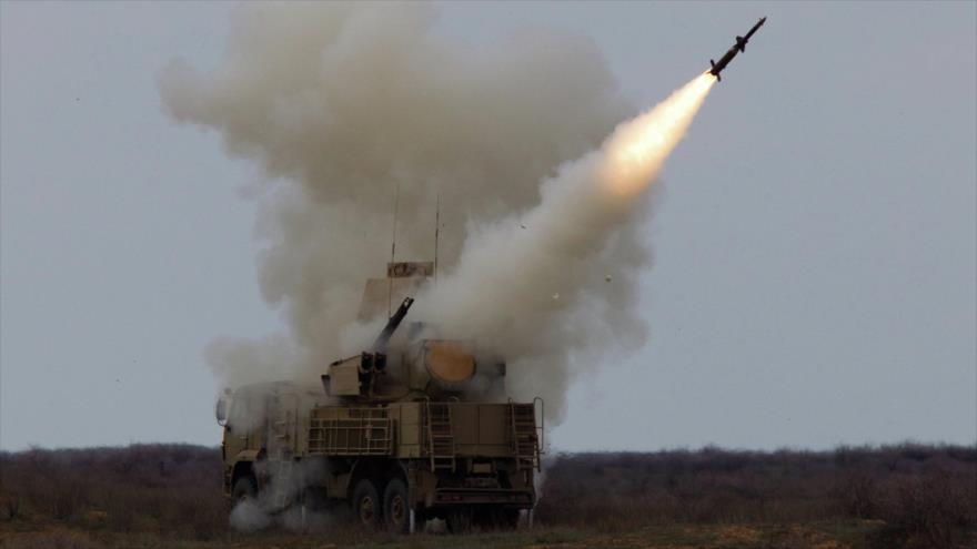 Ejército sirio refuerza con Pantsir-S1 su defensa aérea en sur