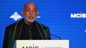 Karzai: EEUU ha traicionado a los afganos y a toda la región