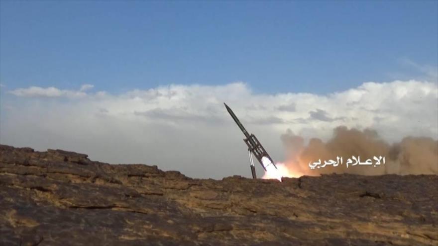 Ejército yemení ataca con un misil cuartel militar saudí en Jizan